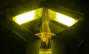 Fire Propagation Apparatus