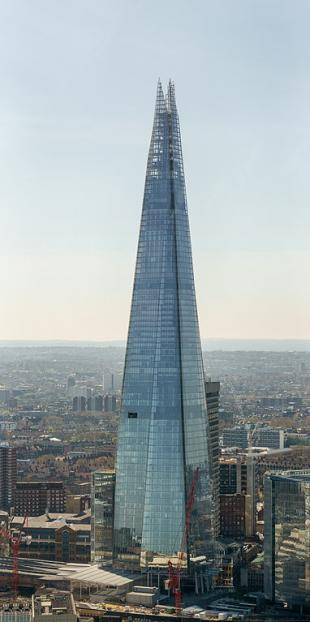 Picture of The Shard, London