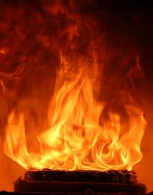 Image of fire and flames